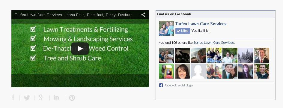 New Lawn Care Services Video