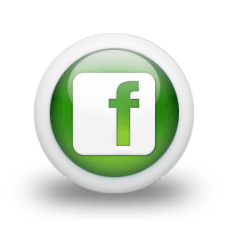 green facebook icon