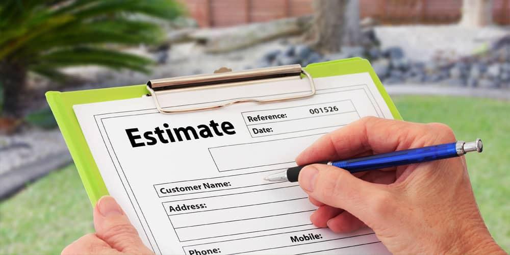 Lawn Care estimates